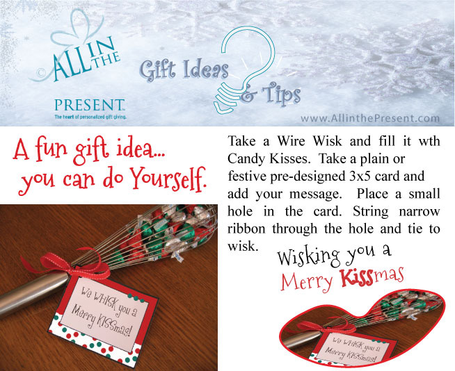 Wisk Up A Homemade Gift