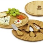 Bamboo cheese boards