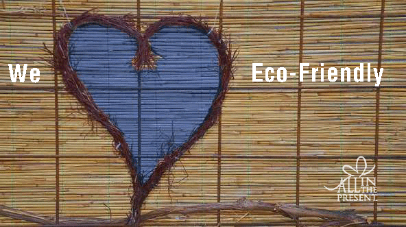 We heart Eco-friendly