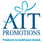 AIT Promotions – How To Promote Your Business Logo