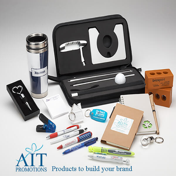 Promotional giveaway items