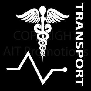 Transport Caduceus EKG